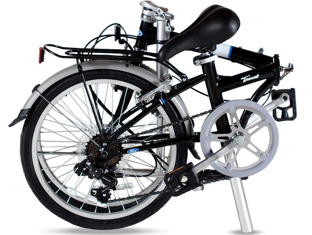 Велосипед Dahon Taurus 2.0 (2016)